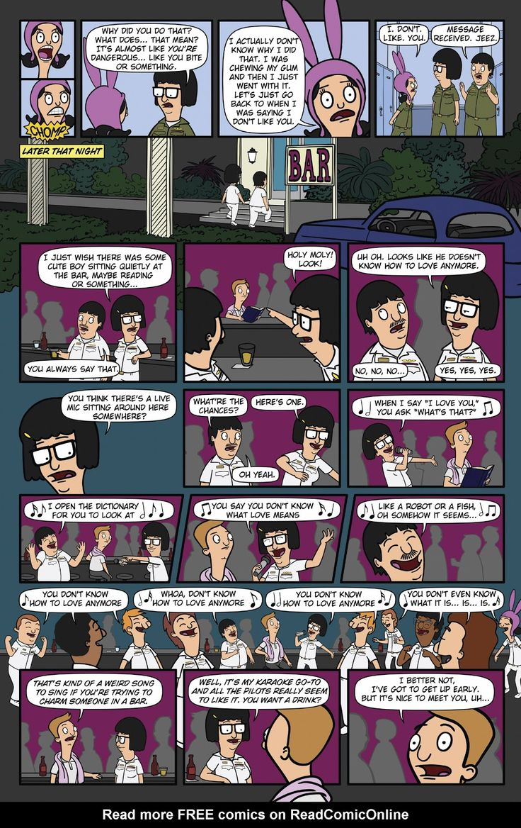 Bob's Burgers (2015) Issue #12 - Read Bob's Burgers (2015) Issue #12 comic online in high quality