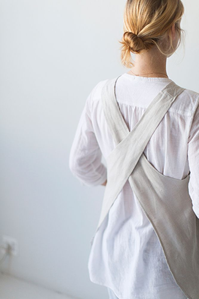 Sunday Suppers   Crossback Apron / Kitchen