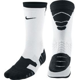 Nike Vapor Crew Football Sock....Black and White