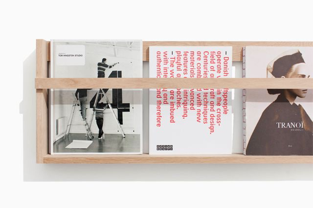 Vega Magazine Rack For Wall 04 Woodness In 2019