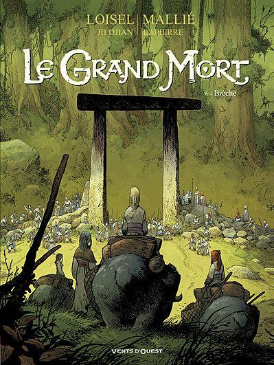Lire en ligne Le Grand Mort - Tome 6 sur Vents ...