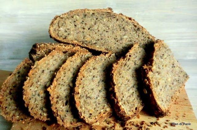 Pane Integrale con mix di semi