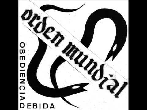 Obediencia Debida lp. Released 24 June 2014. MUS84