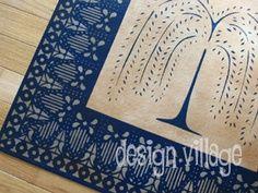 Primitive Floor Clothes Ideas | Floor Cloths