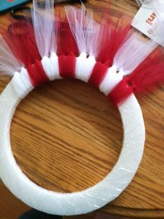 The World is Hers for the Reading — Tulle Wreaths :) Tutorial Blog!