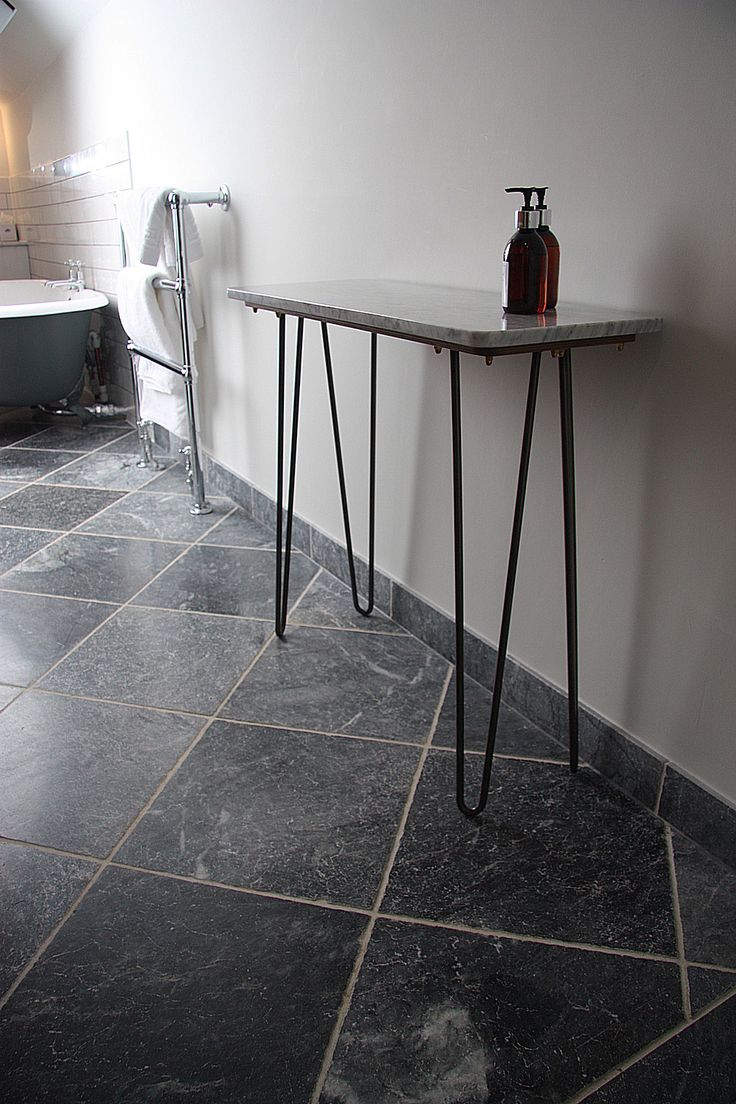 The Betsy Console table is effortlessly chic. She has the ability to sit softly in a space unnoticed yet has a presence that is undeniable. Perfect for an entrance hall, drawing room or even become the perfect product display solution in any bathroom.  Carrara Marble would work in any interior scheme.