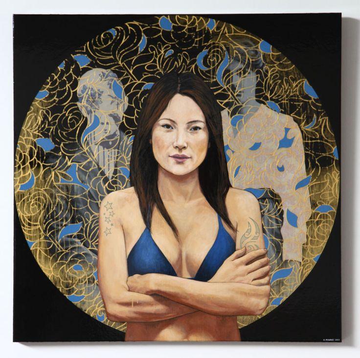 David Pearce-'Untitled 2'-Bath Street Gallery