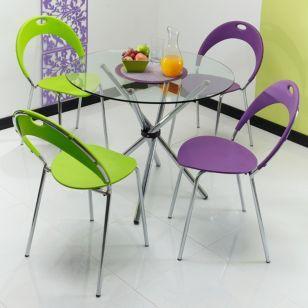 Las 25 mejores ideas sobre mesas de centro redondas en - Centro nacional del vidrio ...