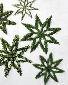 Tutorial for evergreen stars.