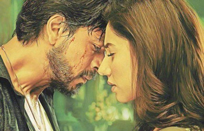 #Shahrukh & Mahira Khan's Sensuous Chemistry in 'Zaalima' Will Win Your Hearts