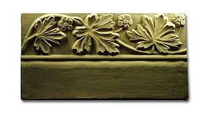 Leaf Edging Stone Mold by SaharasSupplies on Etsy, $12.00