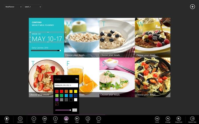Project Sienna // Creat Windows 8 Apps easily with this Microsoft Research lab created app