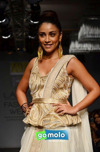 Amrita Puri at LFW Summer Resort 2014 at Hotel Grand Hyatt in Mumbai