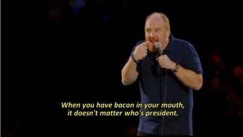 And a lot of those things are strikingly simple. | 30 Ways You And Louis C.K. Are The Same Person