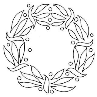 Mandala couronne #mandala #mandalas #coloriage                                                                                                                                                                                 Más