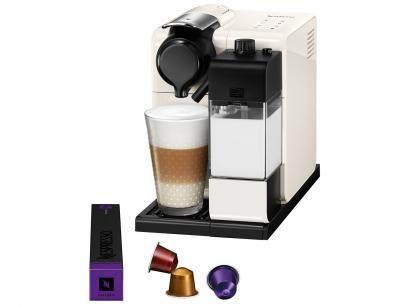 Cafeteira Expresso 19 Bar Nespresso - LattissimaTouch White com as melhores condições você encontra no Magazine Raimundogarcia. Confira!