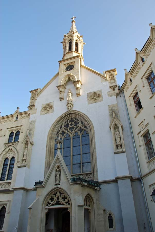 Sopron, Szent Orsolya templom