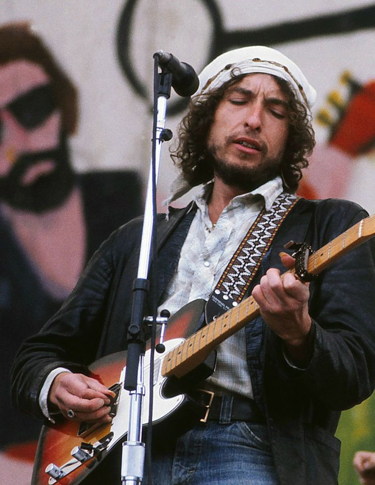 Bob Dylan - The Rolling Thunder Revue - Fort Collins 1976
