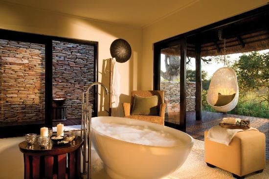 Chalkley Treehouse - Picture of Lion Sands River Lodge, Sabi Sand ...