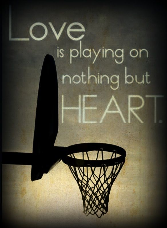 Playing on nothing but Heart<3