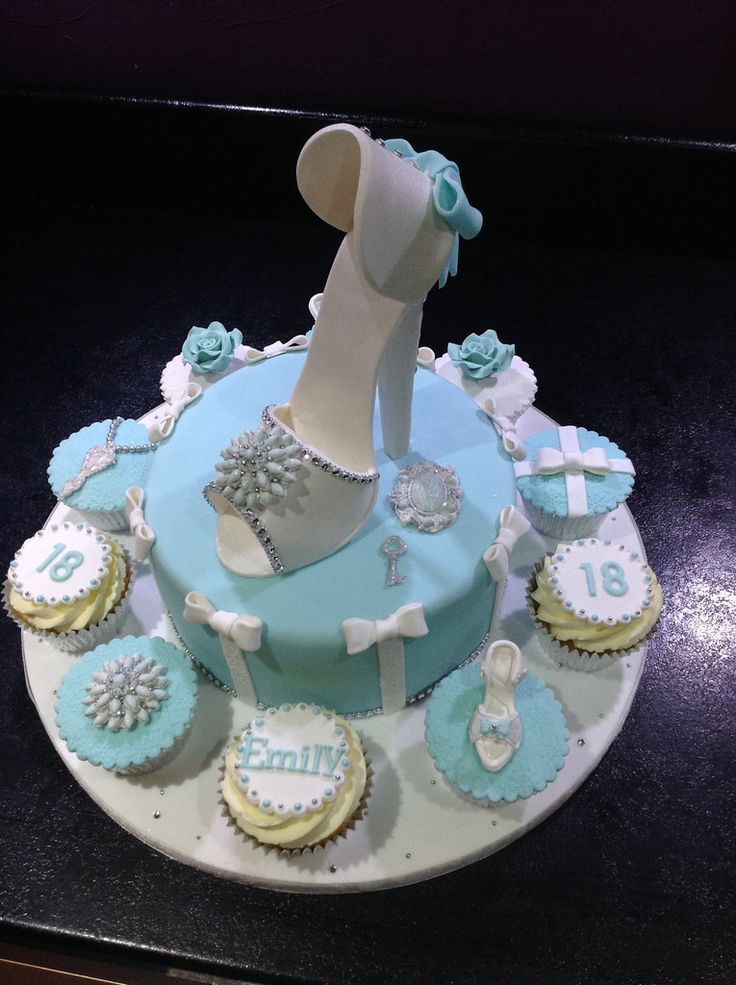 39 best images about Kick in Shoe Cakes on Pinterest ...