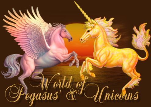 pegasus vs unicorn