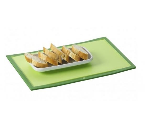 WMF - deska do krojenia Touch 32x20 cm, zielona, profesjonalna deska kuchenna, kolorowa deska, kolorowa kuchnia
