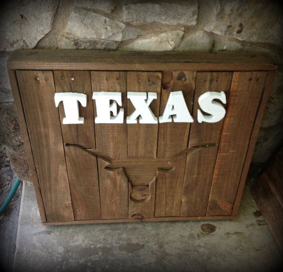 Wooden Texas Recycled Pallet Sign By Rusticrestyle On Etsy: 66 Best Texas Flag Images On Pinterest