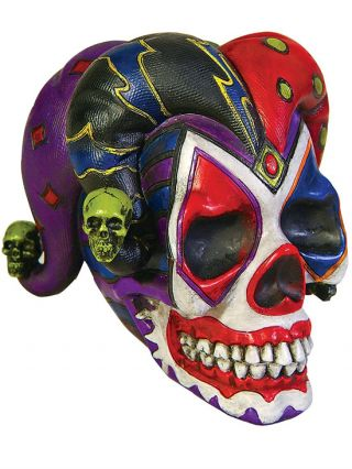 """Jester"" Skull Bank by Pacific Trading"