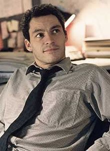Dominic West. McNulty, you are trouble, but I don't mind.