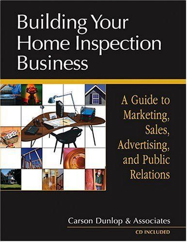 USED (LN) Building Your Home Inspection Business: A Guide to Marketing, Sales, A - http://books.goshoppins.com/business-investing/used-ln-building-your-home-inspection-business-a-guide-to-marketing-sales-a/