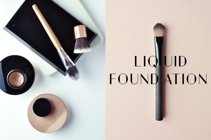 Make your own liquid foundation. By El_fait
