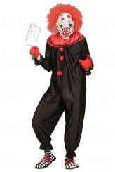 Déguisement clown tueur horreur