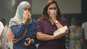 Singapur'da 'Tehlikeli' Hava Kirliliği