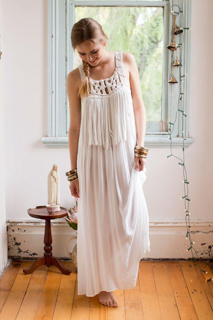 Lunar Gypsy Dress
