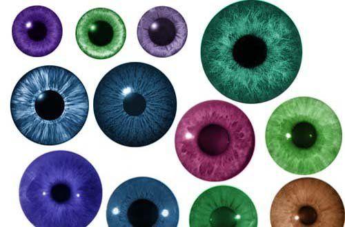 Pinceles de ojos, cejas, iris y pestañas para Photoshop gratis | Gurú Gráfico | Blog sobre diseño gráfico y publicidad