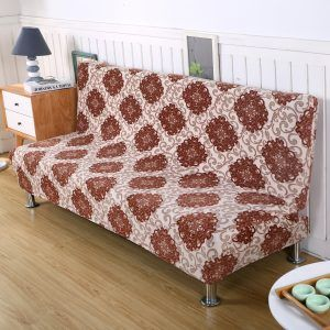 Armless Sofa Bed Covers