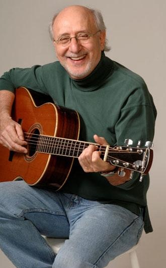 Peter Yarrow revives a folk music treasure in 'I'm in Love with a Big Blue Frog'