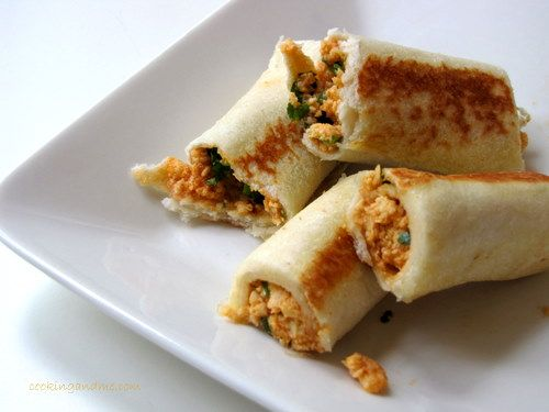Bread Paneer Rolls | Indian Paneer Recipe | Step by Step