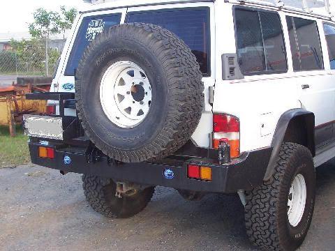 GQ Wheel Carrier. - Patrol 4x4 - Nissan Patrol Forum