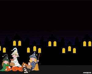 19 best images about Halloween PowerPoint Template on Pinterest ...