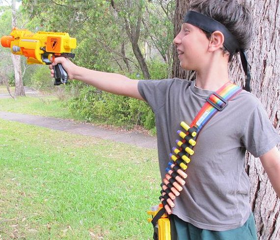 Bandolier Toy Nerf Accessory Nerf Gun Boys Toy Toy Gun