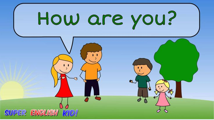 ♫ How are you? or How old are you? - Song for kids. (Grade 1)♫