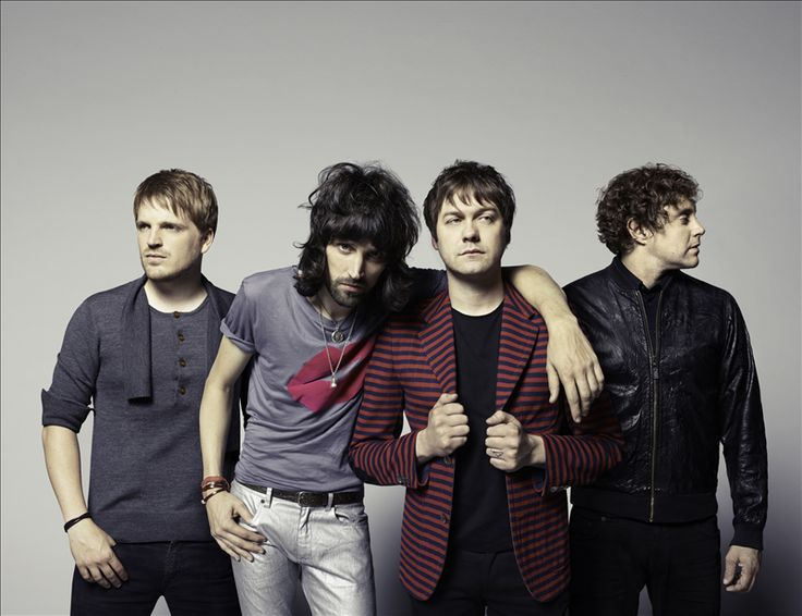 Kasabian Announce Autumn Tour With Support From Maccabees