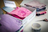 Gutscheine für kirondo – Secondhand-Kindermode   kirondo ist der neue Online-Secondhand-Shop für den Kauf und Verkauf von Kinderkleidung. Zum einen können Eltern hier ganz einfach und bequem Ihre zu klein gewordene Kinderkleidung verkaufen, zum anderen bietet kirondo eine große Auswahl an erstklassiger Secondhand-Bekleidung für jedes Alter.