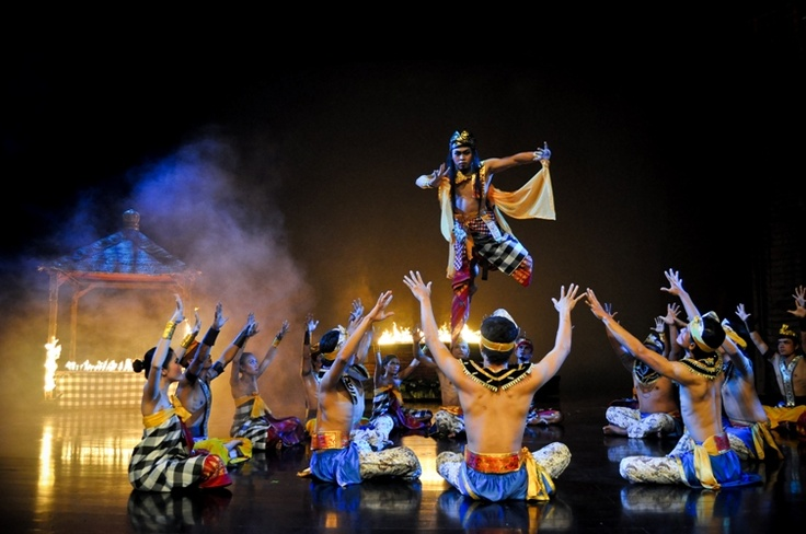 Devdan Show: Fire and dancing dominate Bali's portion of Devdan