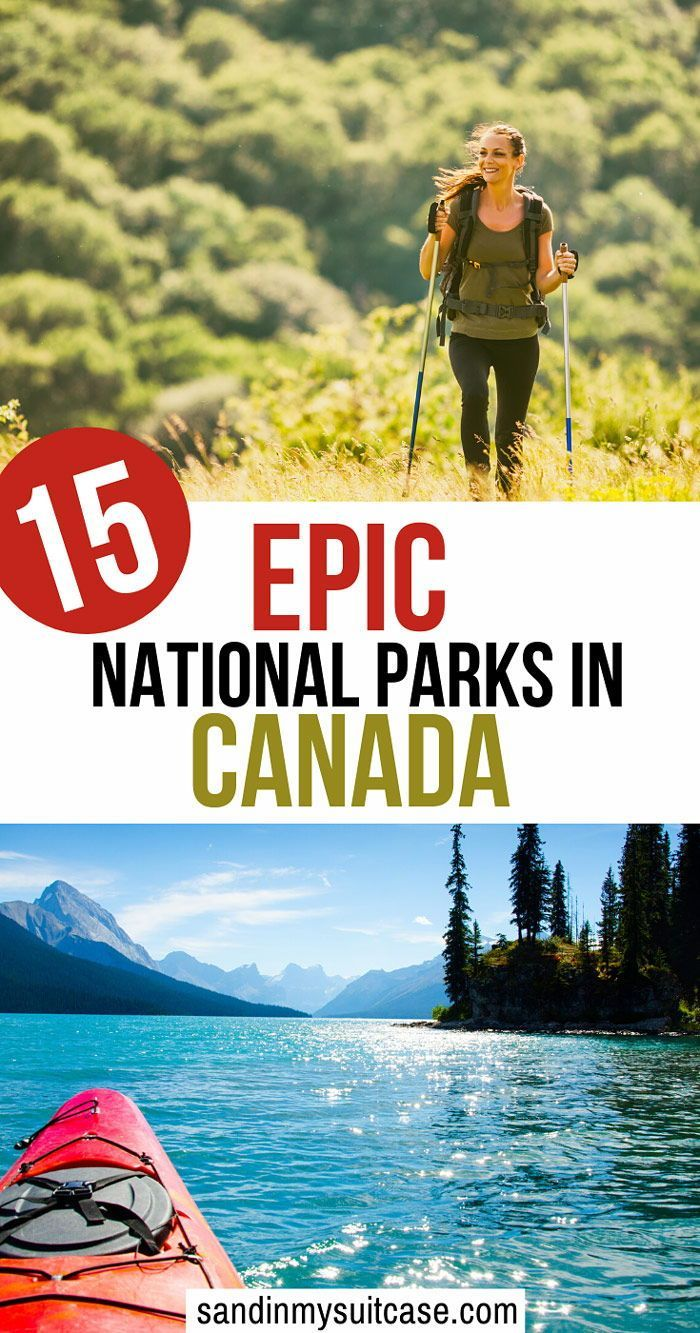 15 Most Beautiful And Best National Parks In Canada Sand In My Suitcase In 2020 Canada Travel Canadian Travel National Parks