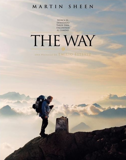 Pouť | Online filmy zdarma a bez limitu: Film, Bucket List, Camino De Santiago, Martin Sheen, Santiago De, Movies, Movie Poster, The Compostela, The Way