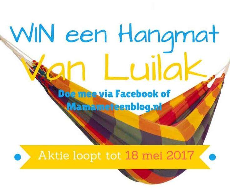 Zomer Winactie: Een supergave Hangmat van Luilak https://mamameteenblog.nl/winactie-hangmat-luilak/