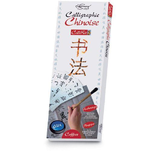 Léonard Set per calligrafia cinese | Mondo Artista